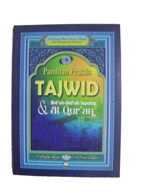 Kajian Tajwid dan Tahsin Al-qur'an