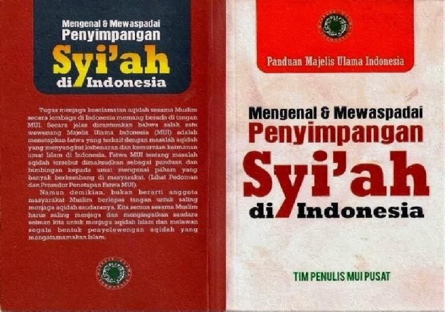 Download Buku Panduan MUI – Mengenal & Mewaspadai Penyimpangan Syi'ah di Indonesia
